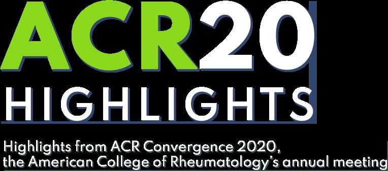 ACR20 Highlights